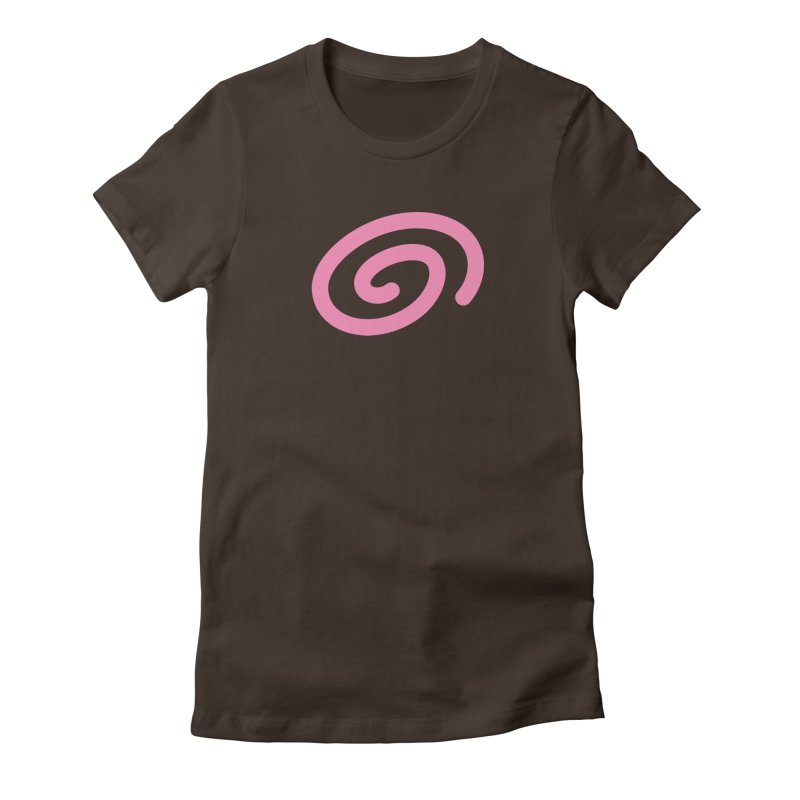 Narutomaki Women's Fitted T-Shirt by Ed's Threads