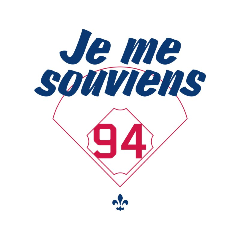 Je me souviens (Light) Men's T-Shirt by Ed's Threads