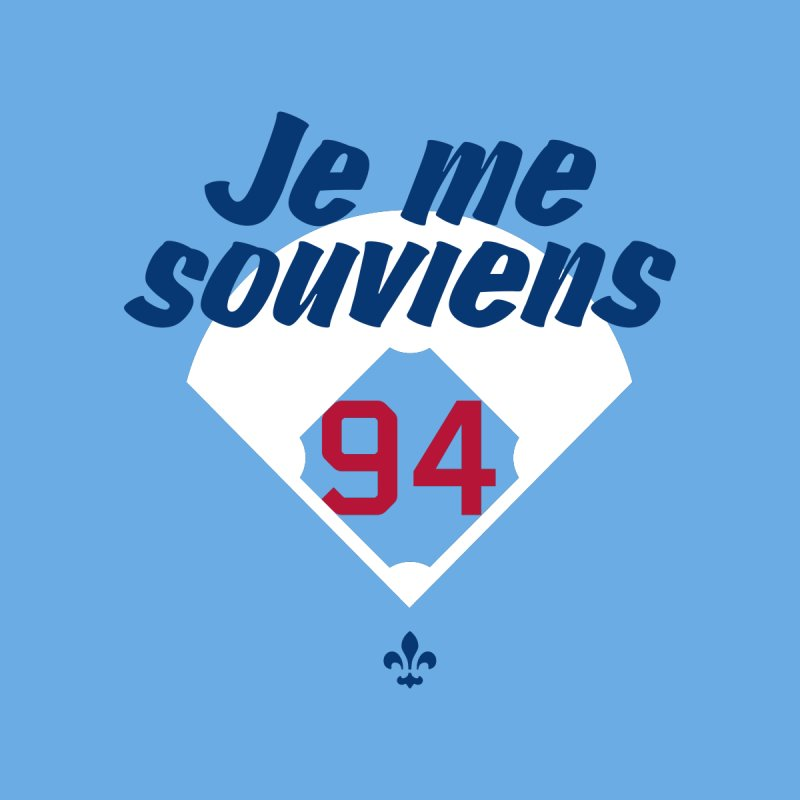Je me souviens (Dark) Men's T-Shirt by Ed's Threads