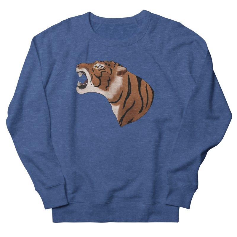 Tigers Roar Men's Sweatshirt by edubost's Artist Shop