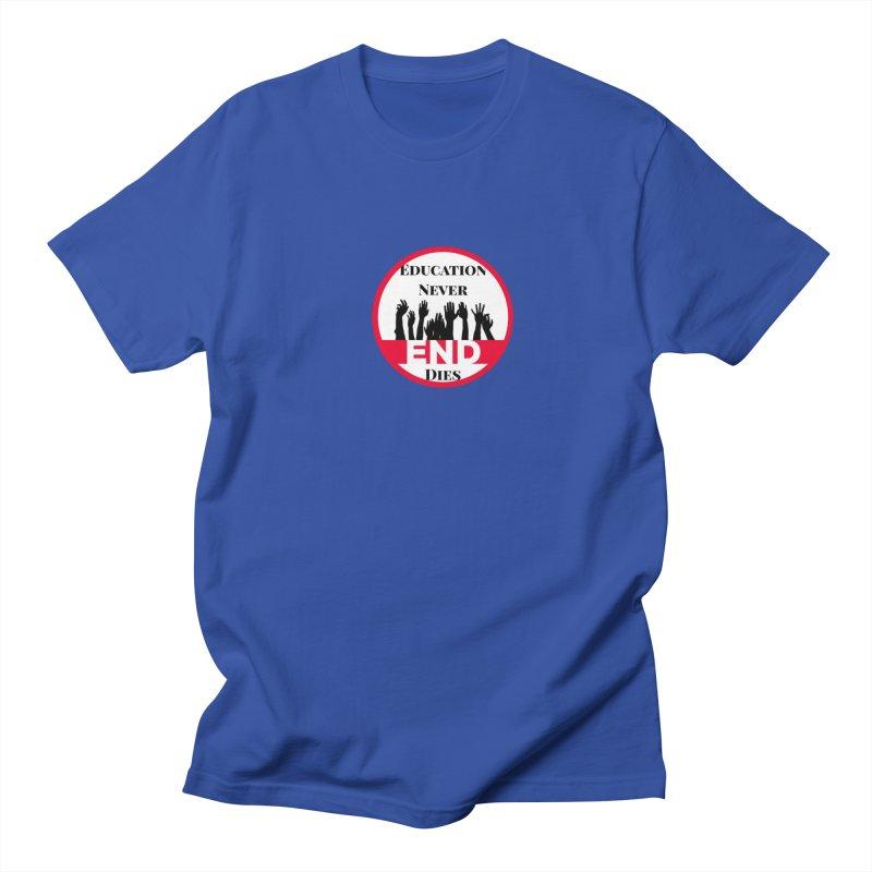 END Superhero Series Men's T-Shirt by Education Never Dies