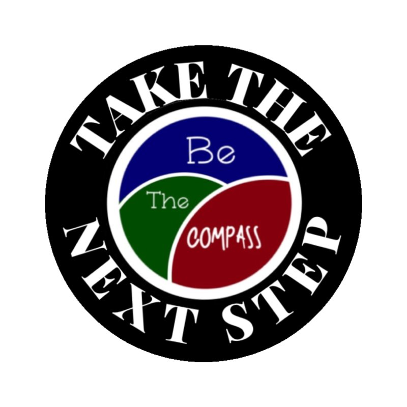 Take The Next Step Women's T-Shirt by Education Never Dies
