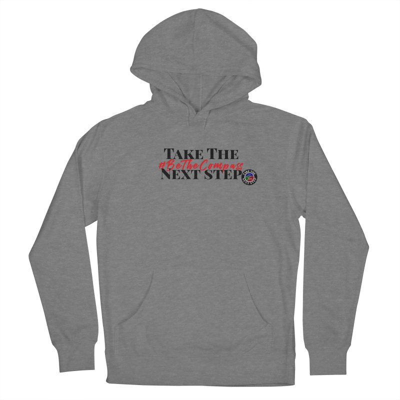 Be The Compass Women's Pullover Hoody by Education Never Dies