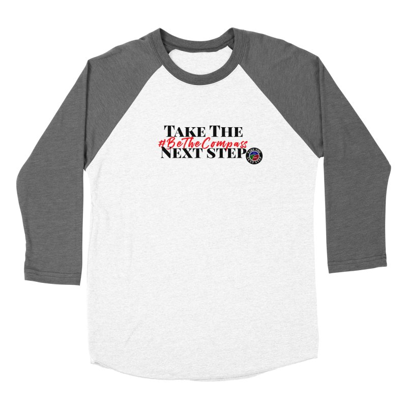 Be The Compass Women's Longsleeve T-Shirt by Education Never Dies