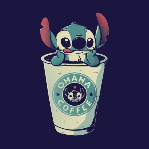 Design for Ohana Coffee
