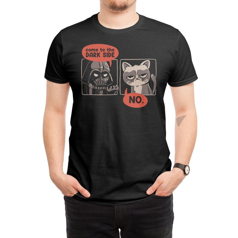 No Men's T-Shirt by eduely's Artist Shop