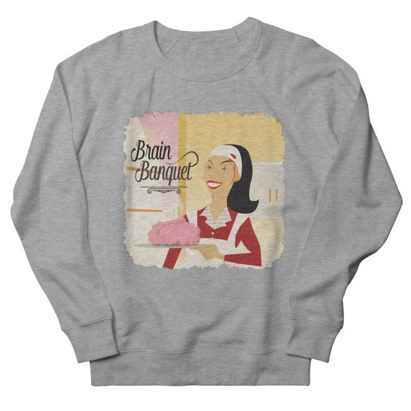 Dinner time! Women's French Terry Sweatshirt by edulobo's Artist Shop