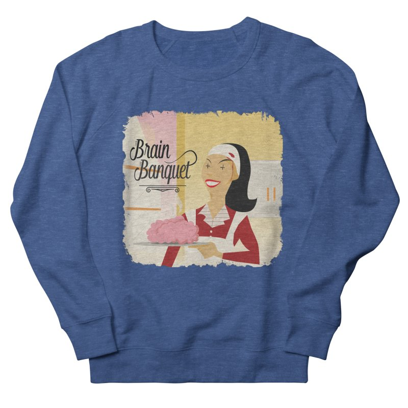 Dinner time! Men's Sweatshirt by edulobo's Artist Shop