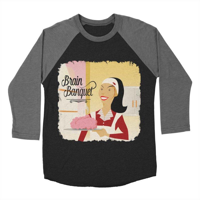 Dinner time! Women's Baseball Triblend T-Shirt by edulobo's Artist Shop