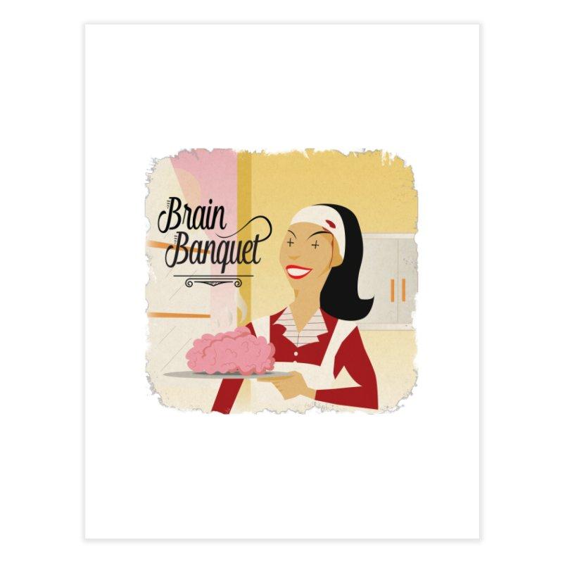 Dinner time! Home Fine Art Print by edulobo's Artist Shop