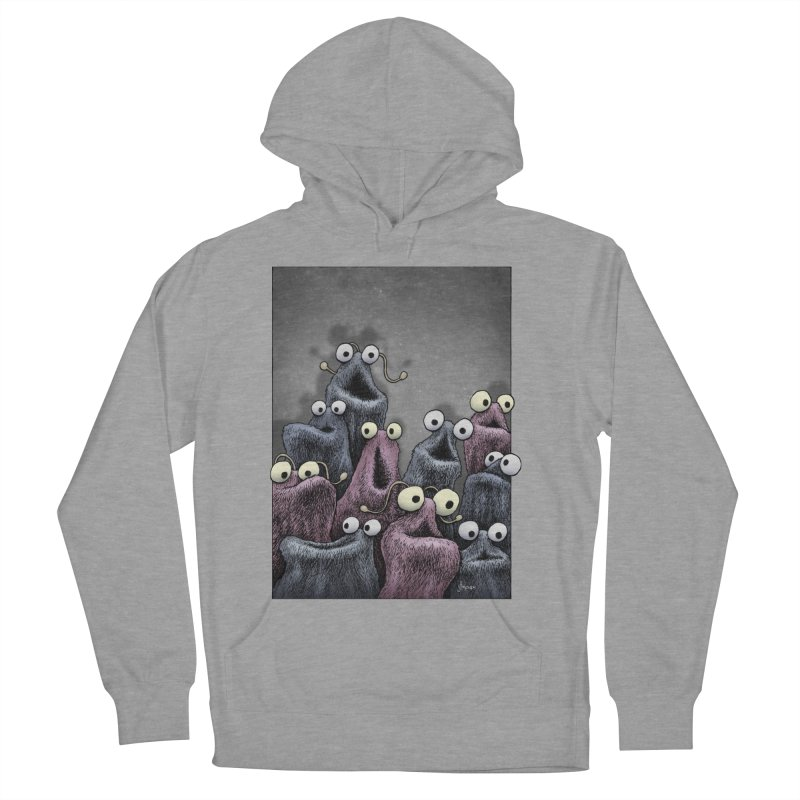 Yip-Yip Women's French Terry Pullover Hoody by eenkist's Artist Shop