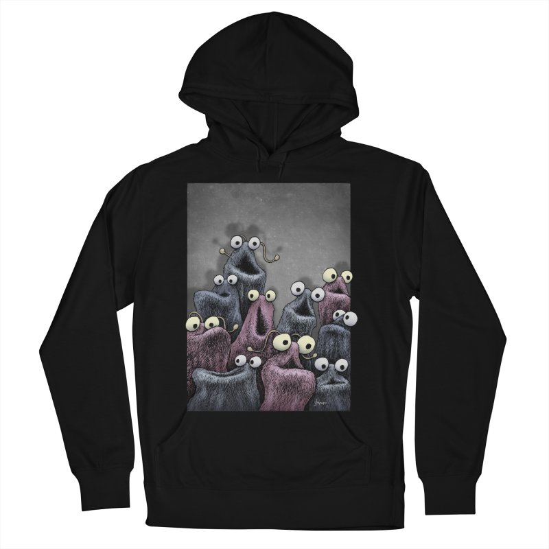 Yip-Yip Men's French Terry Pullover Hoody by eenkist's Artist Shop