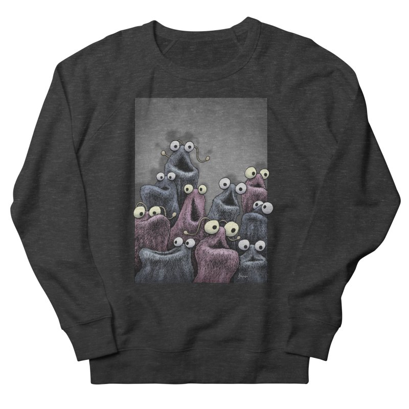 Yip-Yip Men's French Terry Sweatshirt by eenkist's Artist Shop