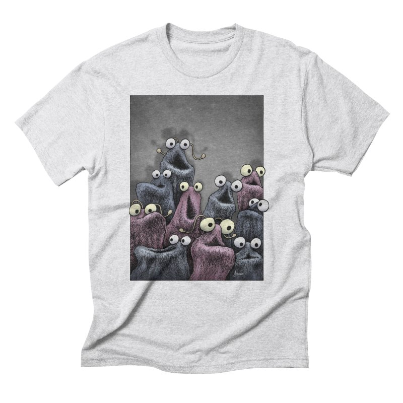 Yip-Yip Men's Triblend T-Shirt by eenkist's Artist Shop