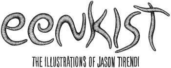 eenkist's Artist Shop Logo