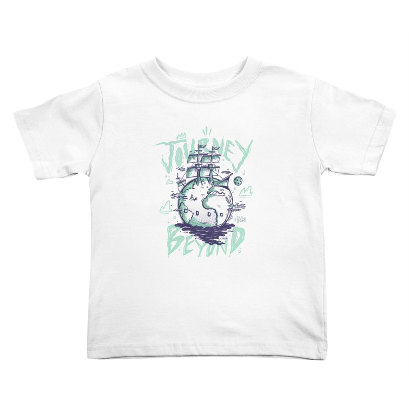 Journey Beyond Kids Toddler T-Shirt by effect14's Artist Shop