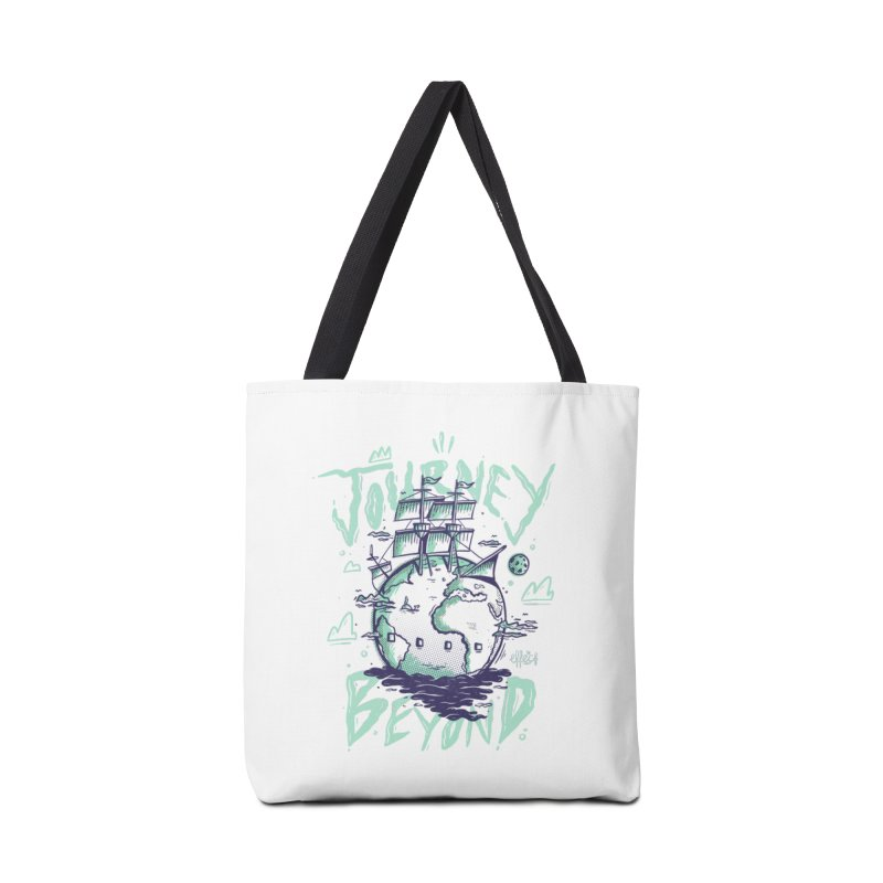 Journey Beyond Accessories Tote Bag Bag by effect14's Artist Shop