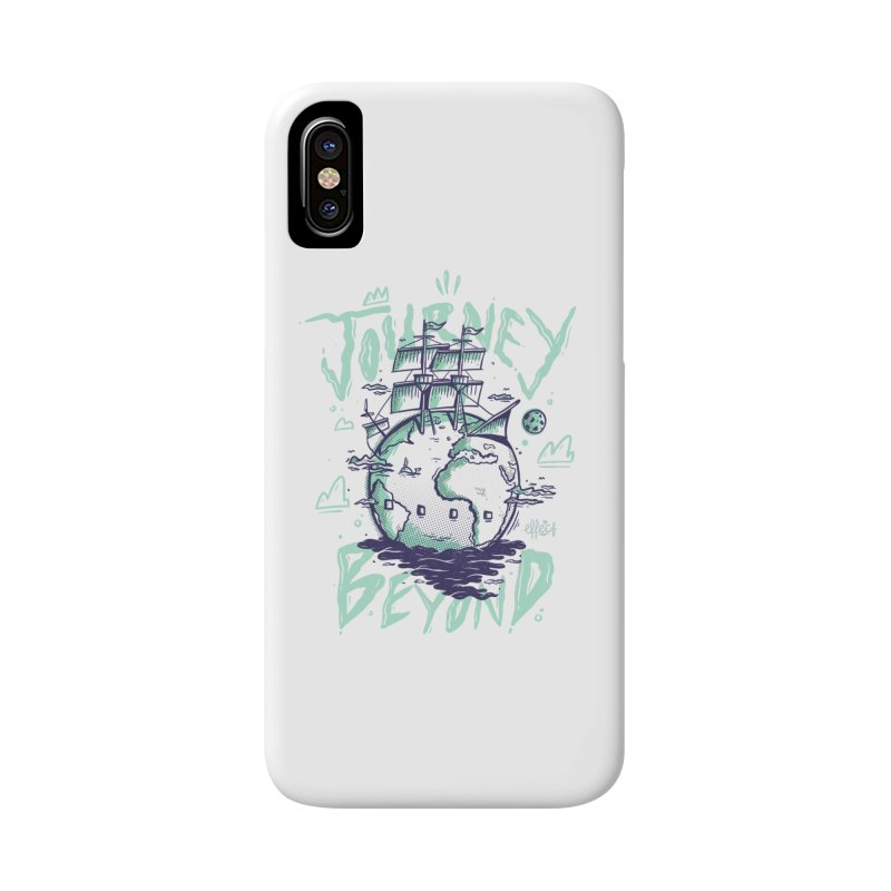 Journey Beyond Accessories Phone Case by effect14's Artist Shop