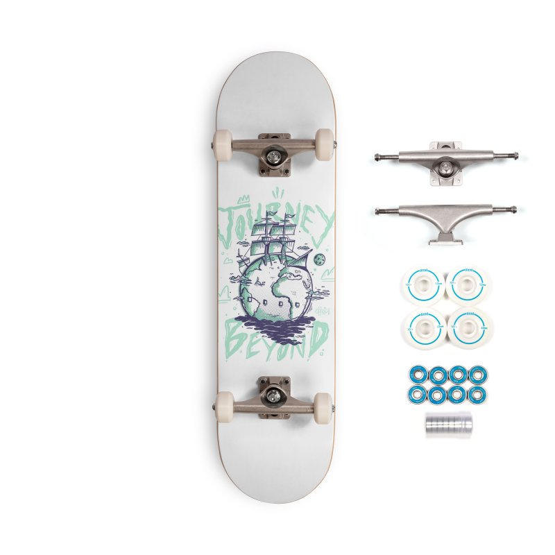 Journey Beyond Accessories Complete - Basic Skateboard by effect14's Artist Shop