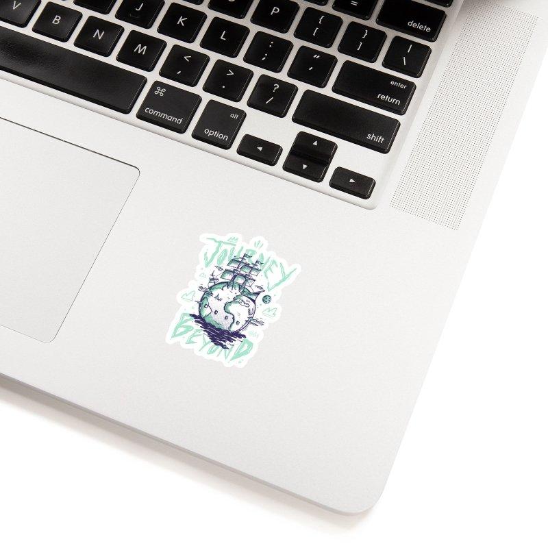 Journey Beyond Accessories Sticker by effect14's Artist Shop