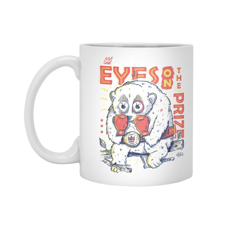 Eyes On The Prize Accessories Standard Mug by effect14's Artist Shop