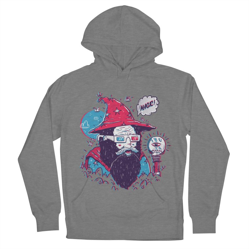 Oooh Magic! Women's French Terry Pullover Hoody by effect14's Artist Shop