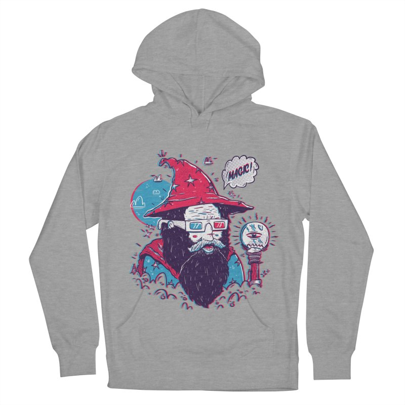Oooh Magic! Men's French Terry Pullover Hoody by effect14's Artist Shop
