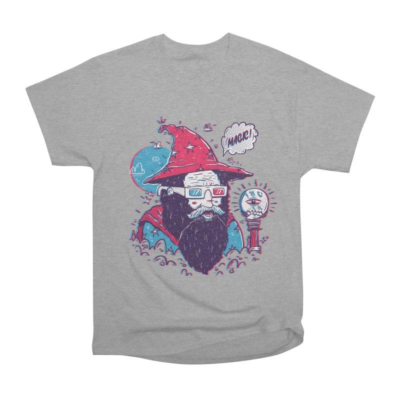 Oooh Magic! Women's Heavyweight Unisex T-Shirt by effect14's Artist Shop