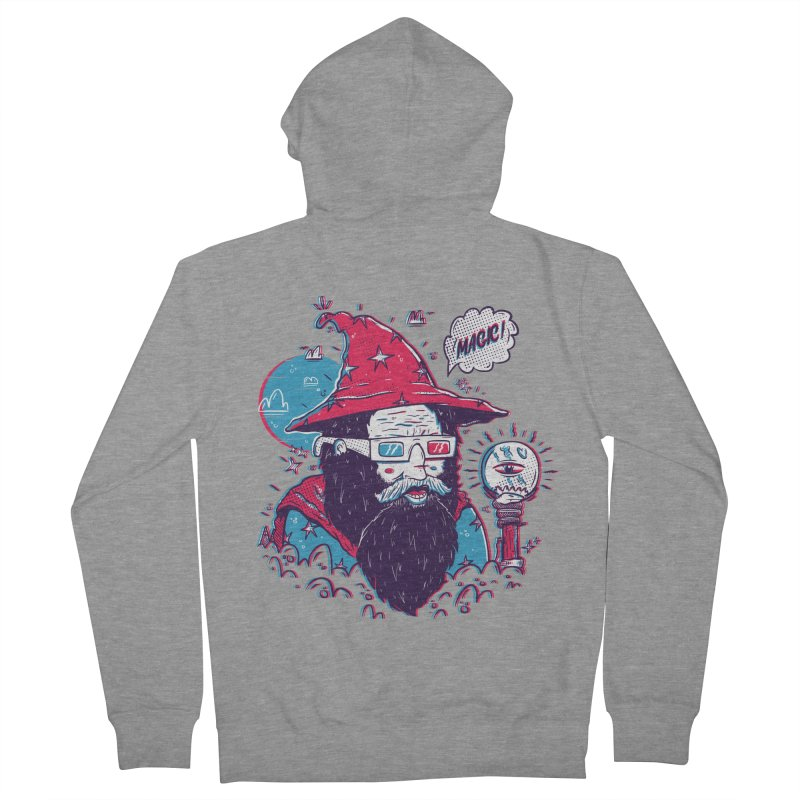 Oooh Magic! Women's Zip-Up Hoody by effect14's Artist Shop