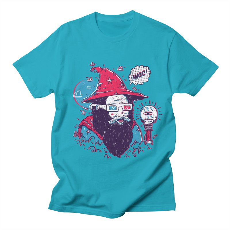 Oooh Magic! Women's Regular Unisex T-Shirt by effect14's Artist Shop