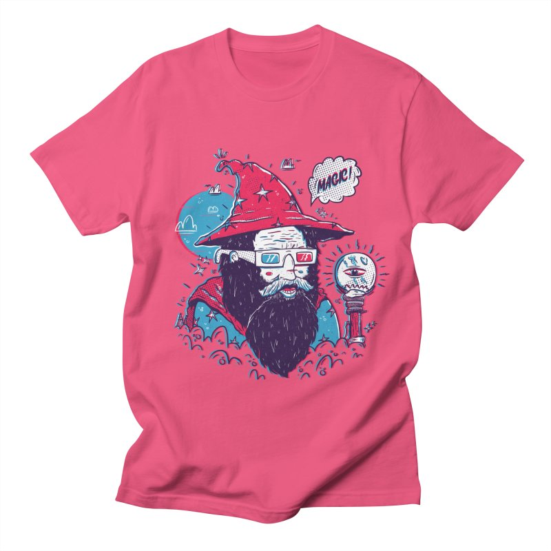 Oooh Magic! Women's Unisex T-Shirt by effect14's Artist Shop