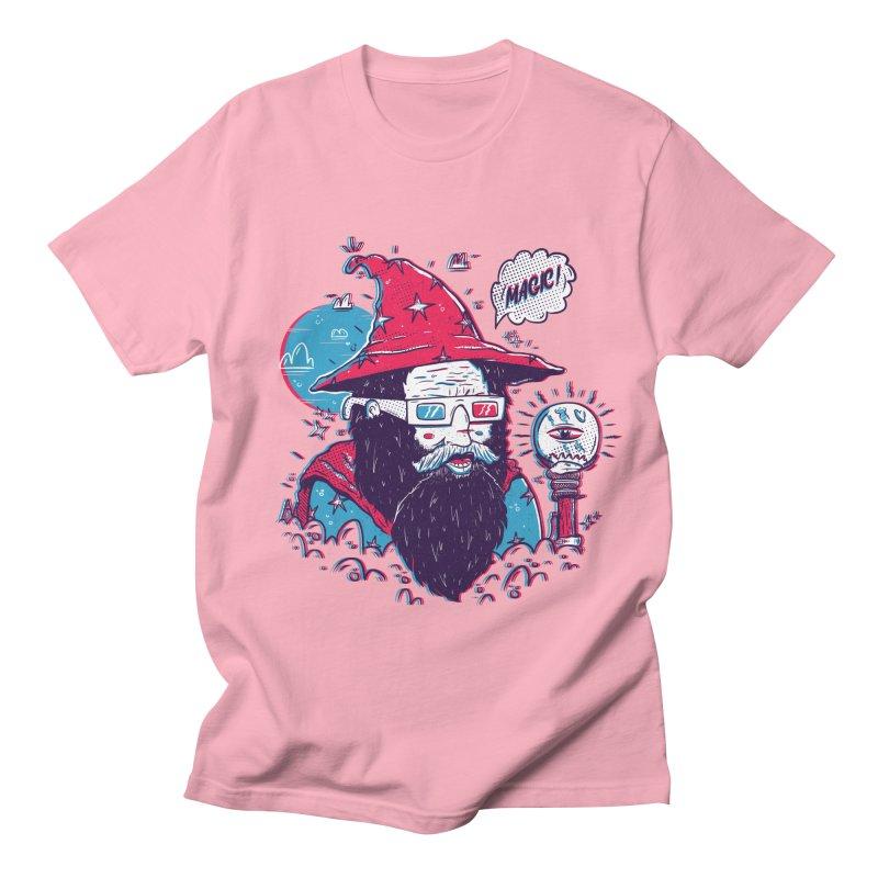 Oooh Magic! Men's Regular T-Shirt by effect14's Artist Shop