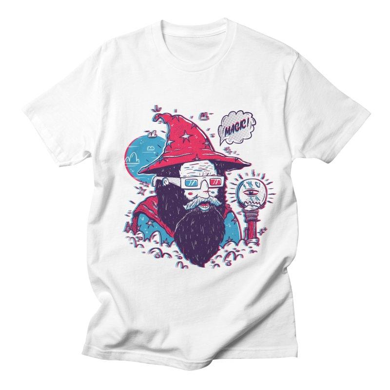 Oooh Magic! Women's Unisex T-Shirt by effect14's Artist Shop