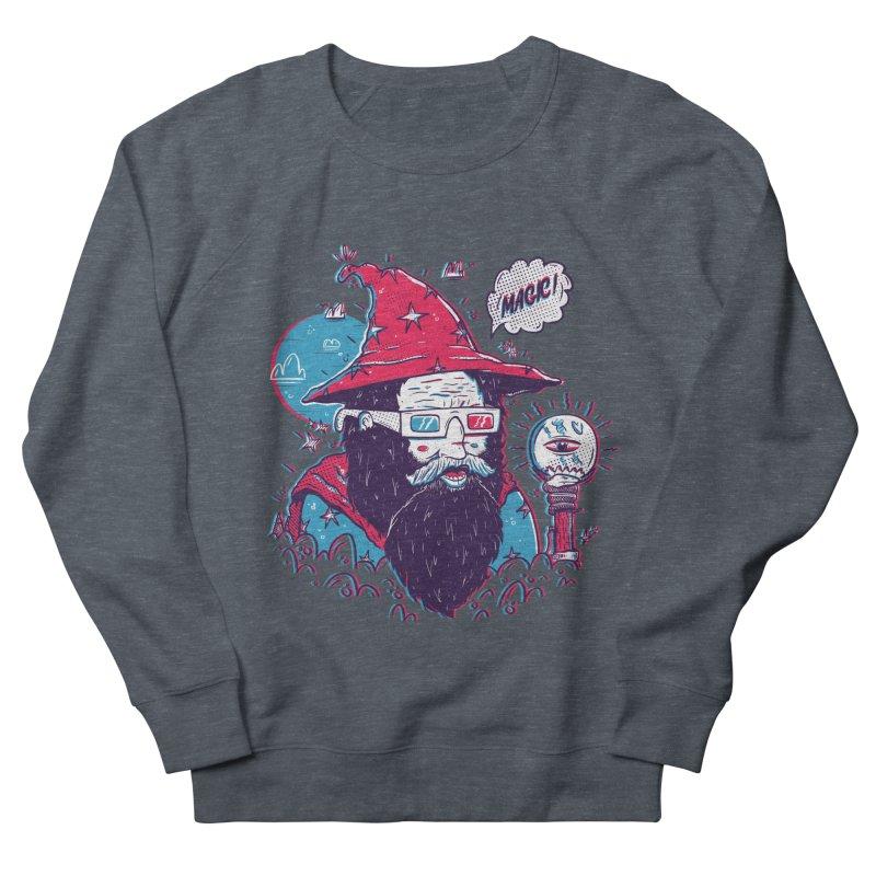 Oooh Magic! Women's Sweatshirt by effect14's Artist Shop