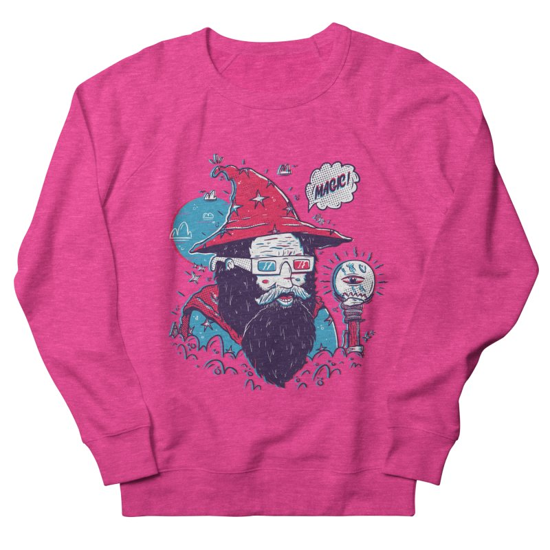 Oooh Magic! Men's French Terry Sweatshirt by effect14's Artist Shop