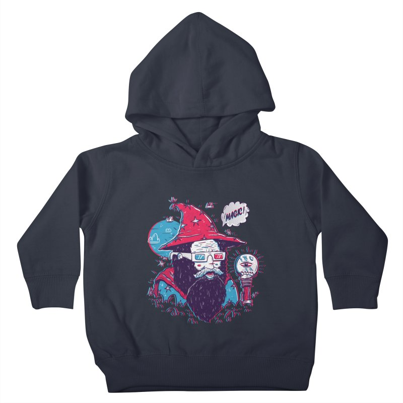 Oooh Magic! Kids Toddler Pullover Hoody by effect14's Artist Shop