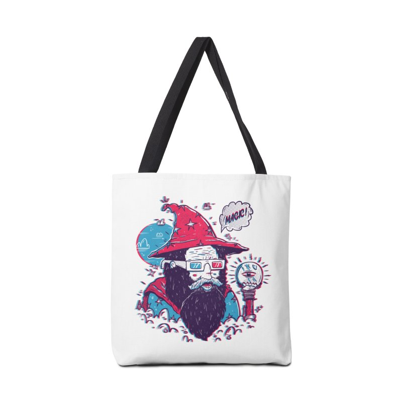 Oooh Magic! Accessories Bag by effect14's Artist Shop