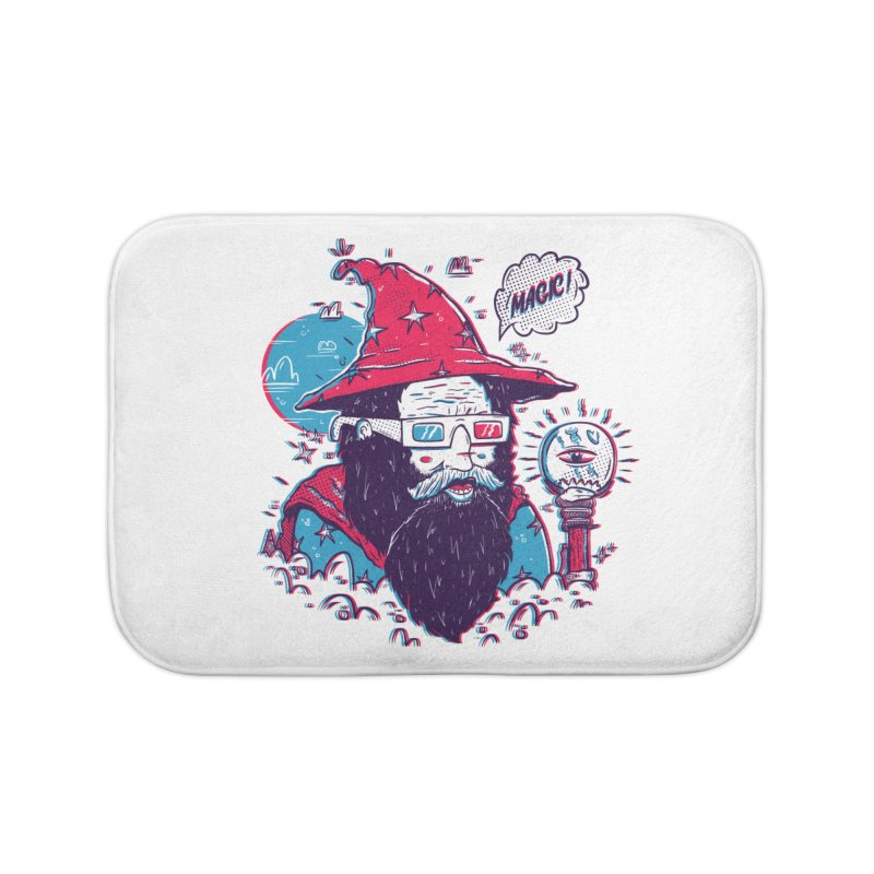 Oooh Magic! Home Bath Mat by effect14's Artist Shop