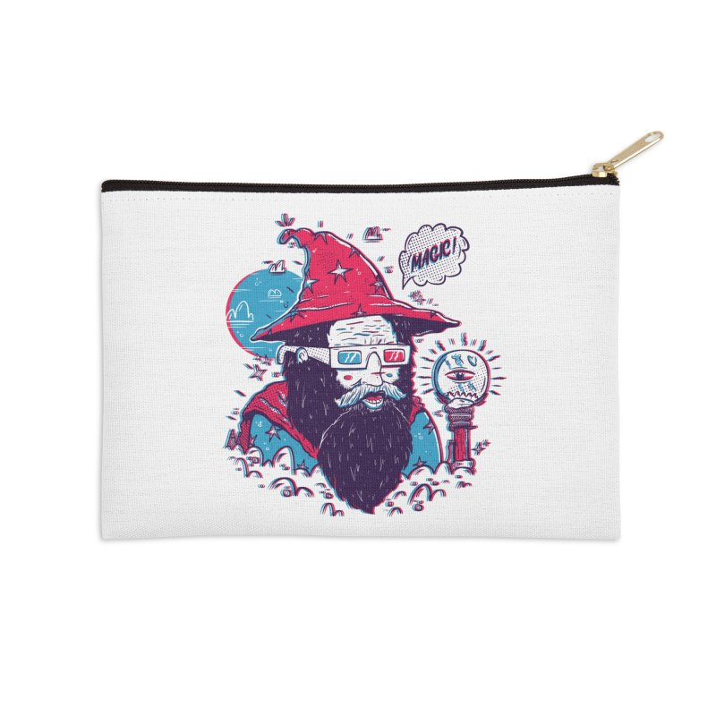 Oooh Magic! Accessories Zip Pouch by effect14's Artist Shop