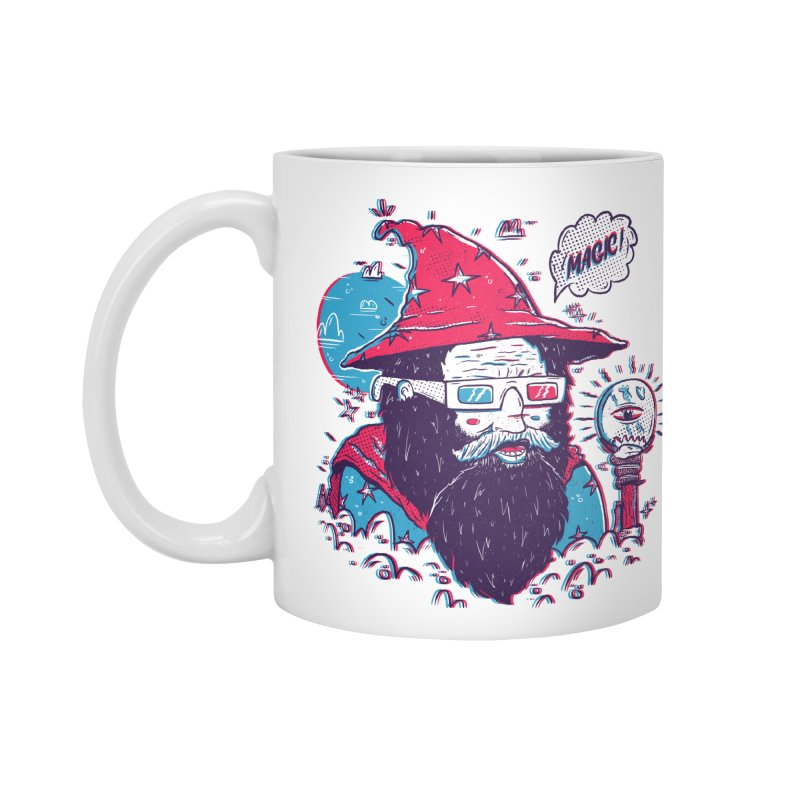 Oooh Magic! Accessories Standard Mug by effect14's Artist Shop