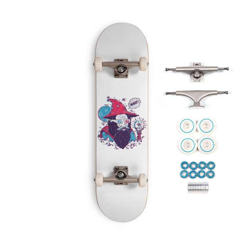 Oooh Magic! Accessories Complete - Basic Skateboard by effect14's Artist Shop