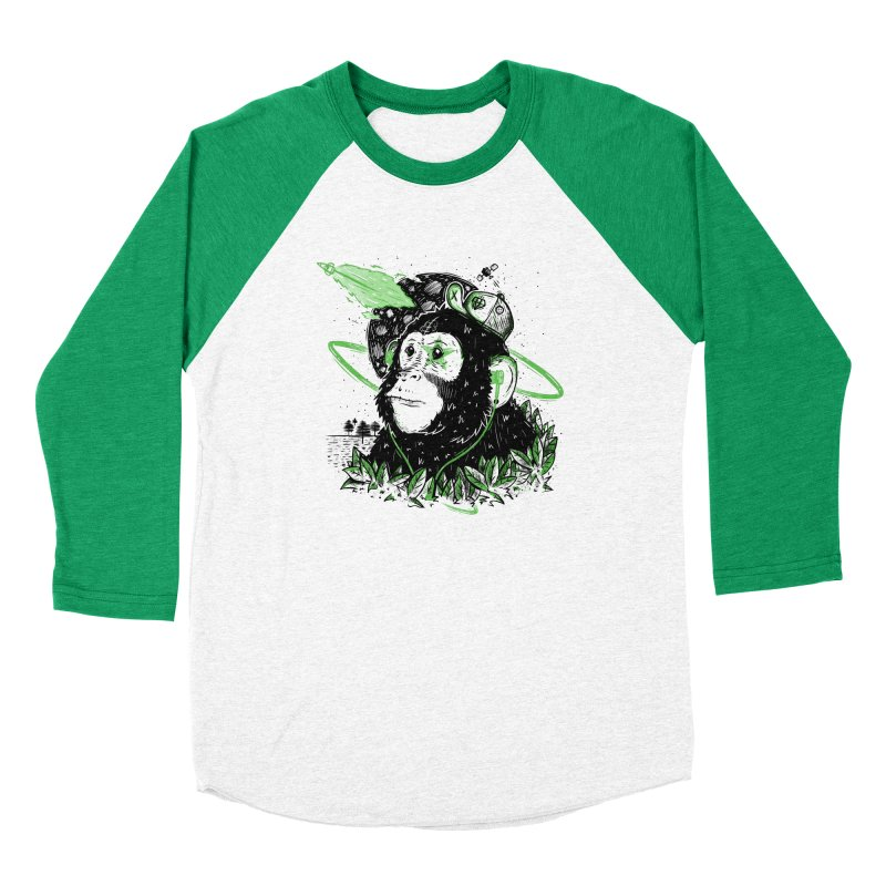 A Dream Away! Women's Baseball Triblend Longsleeve T-Shirt by effect14's Artist Shop