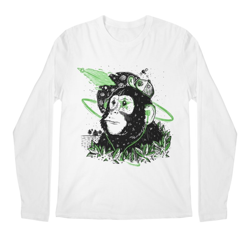 A Dream Away! Men's Longsleeve T-Shirt by effect14's Artist Shop