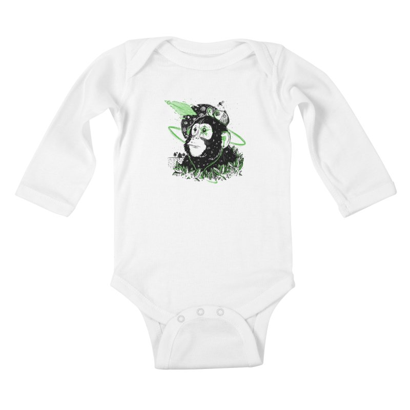 A Dream Away! Kids Baby Longsleeve Bodysuit by effect14's Artist Shop