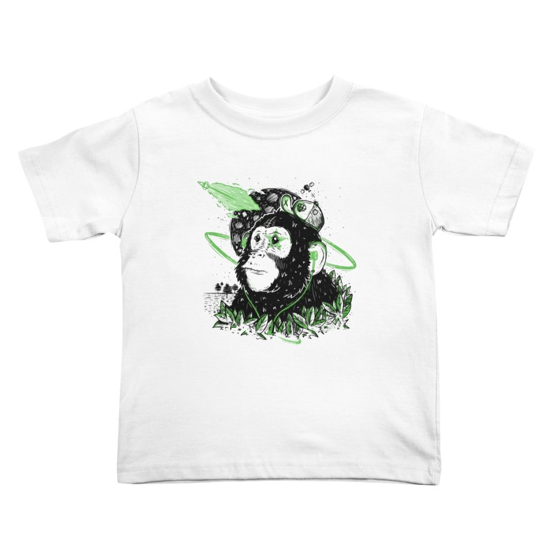 A Dream Away! Kids Toddler T-Shirt by effect14's Artist Shop