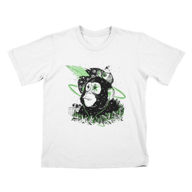 A Dream Away! Kids T-Shirt by effect14's Artist Shop