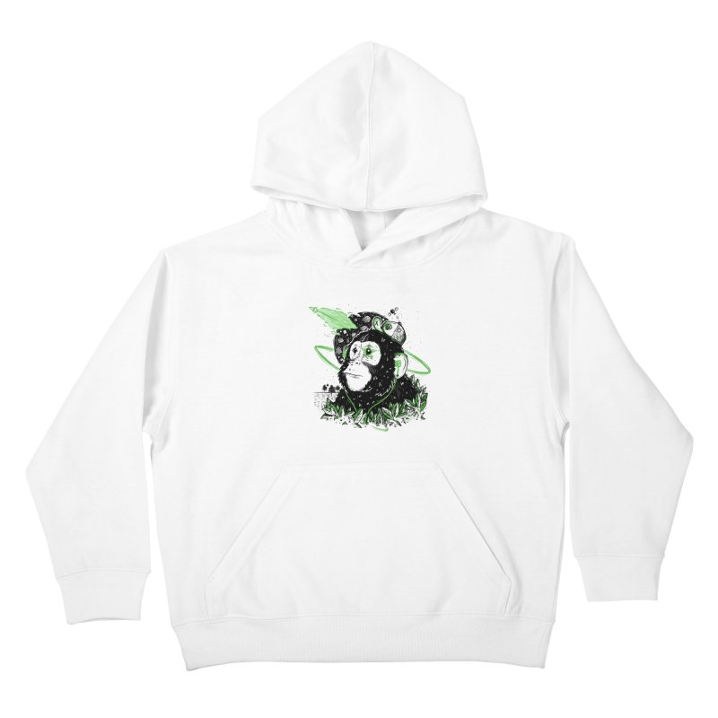 A Dream Away! Kids Pullover Hoody by effect14's Artist Shop