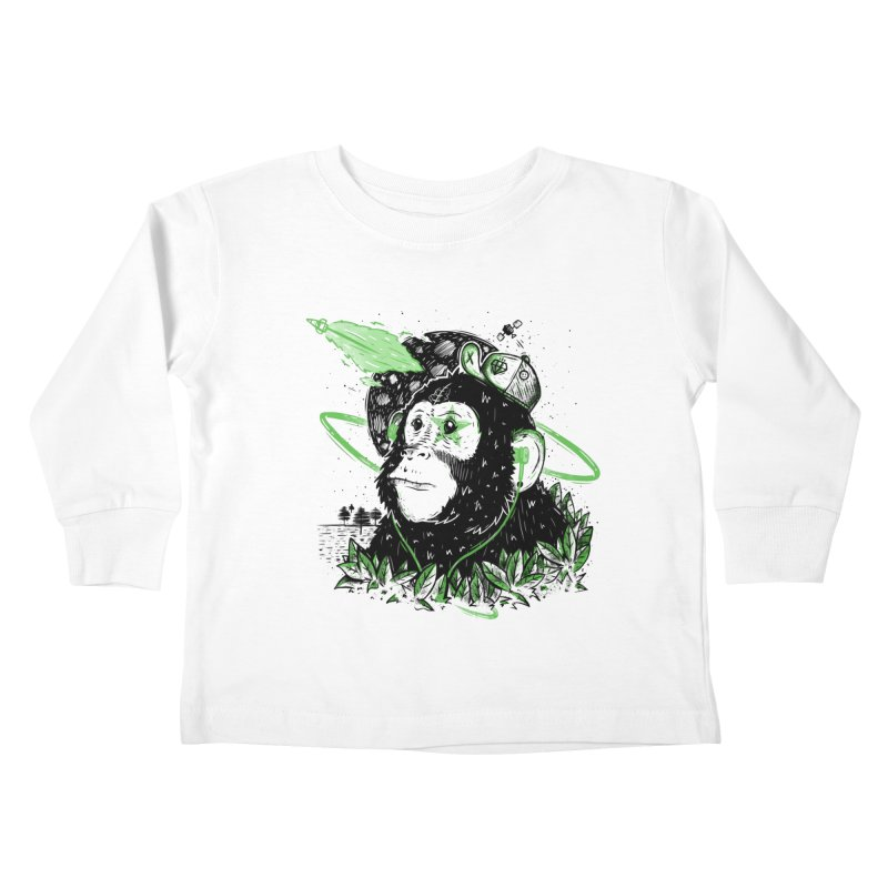 A Dream Away! Kids Toddler Longsleeve T-Shirt by effect14's Artist Shop