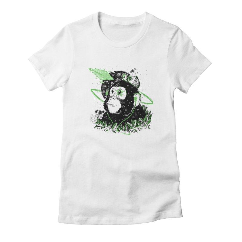 A Dream Away! Women's T-Shirt by effect14's Artist Shop