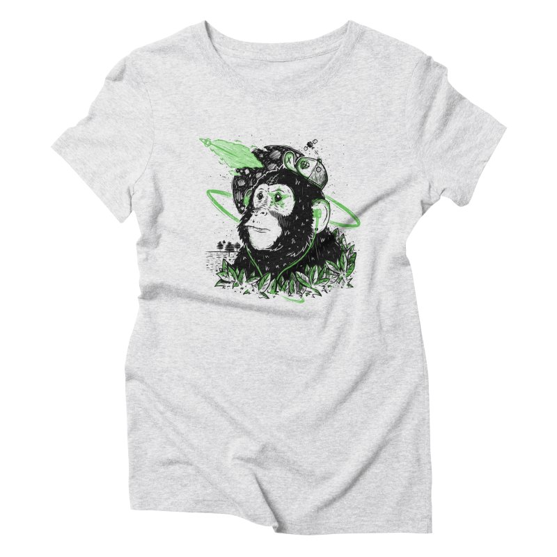 A Dream Away! Women's Triblend T-Shirt by effect14's Artist Shop